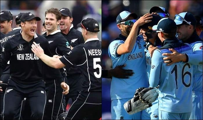 New Zealand vs England Head-to-Head ODI Record, NZ vs ENG World Cup Record, NZ vs ENG World Cup 2019, New Zealand vs England World Cup History, Live Online Streaming NZ vs ENG, TV Broadcast, Lord's Venue Stats, Lord's Cricket Ground, ICC Cricket World Cup 2019, ICC World Cup 2019, Eoin Morgan, Kane Williamson, Cricket News