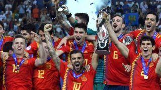 Spain Claim Fifth U21 Title, Defeat Germany 2-1