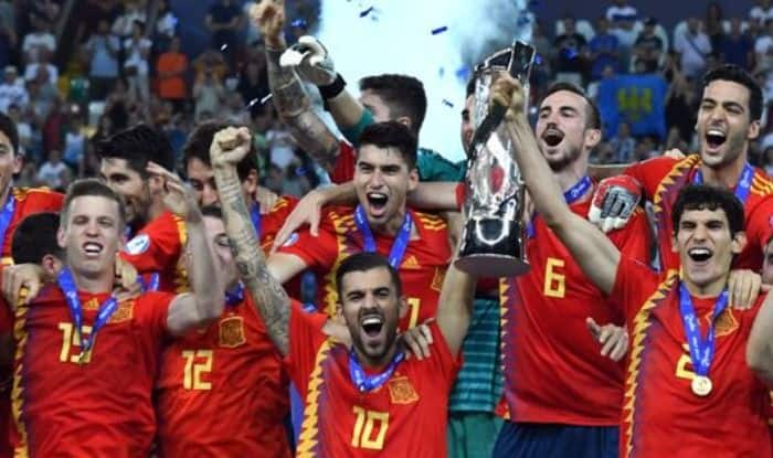 Spain U21 lash Germany U21 To Claim 5th European U21 Championship