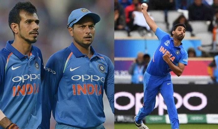 Bhuvneshwar Kumar, Yuzvendra Chahal, Kuldeep Yadav, ICC Cricket World Cup 2019, BCCI, Team India, CWC19, India vs Bangladesh, INDvsBAN