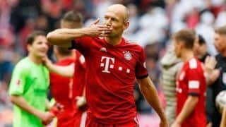 Arjen Robben Announces Retirement From Football