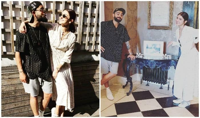 Anushka Sharma-Virat Kohli Being 'Silly' Under London Sun Makes up For All The Missing Romance This Thursday!
