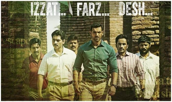 Batla House New Poster: John Abraham And Team Leave Fans Floored With Latest Look as They Get Ready For The Encounter