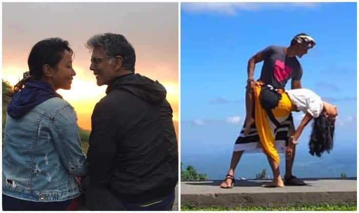 Ankita Konwar-Milind Soman's 'Bali-wood in The Sky' Will Amp up Your Romantic Mood in an Instant!