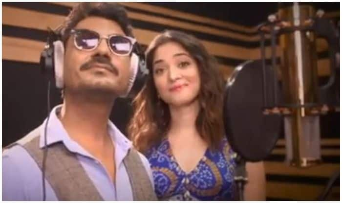 Nawazuddin Siddiqui Gives Sneak-Peak Into His First Rap Ever as he Drops Teaser of 'Swaggy Chudiyan'