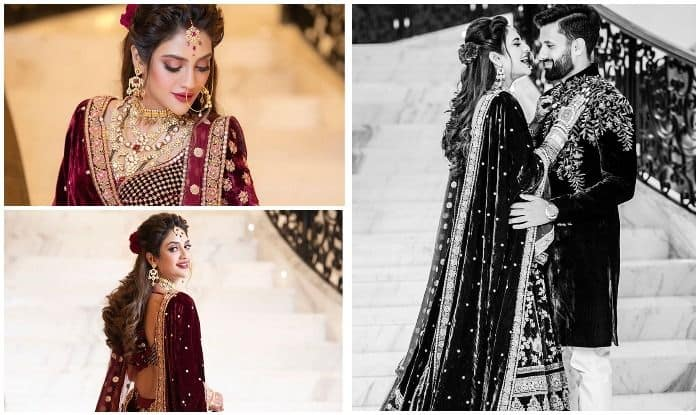 Nusrat Jahan's Latest Reception Pictures Will Rekindle Your Belief in Velvets And Romance, Wins The Internet With Viral Post