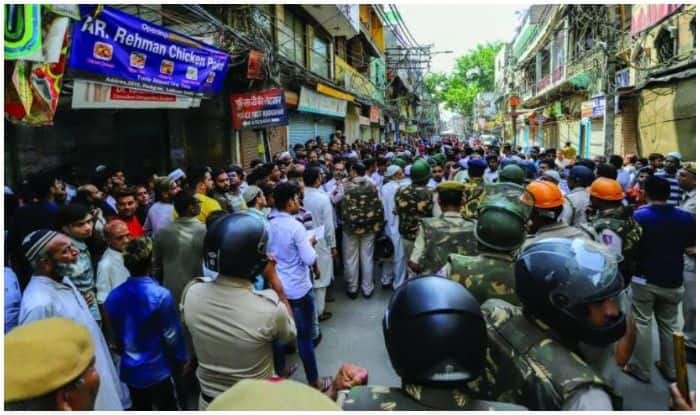 Chandni Chowk Clash: Nine Held, Including 4 Minors in Temple Vandalism Case