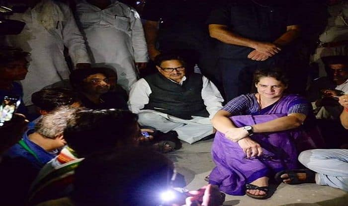 'Ready to go to Jail,' Priyanka Gandhi is Upping The Ante Against UP Govt Over Sonbhadra Incident
