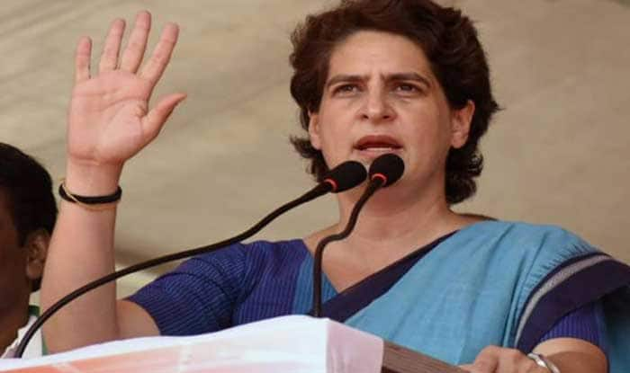 Centre Indulging in Media Management Instead of Finding Solution to Economic Slowdown: Priyanka Gandhi Vadra