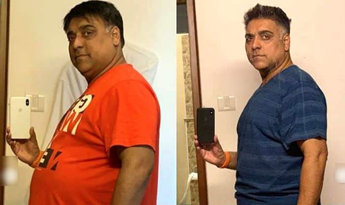 Ram Kapoor's Wife Gautami Gadgil Reveals How he Reduced so Much Weight in Such Less Time And It's Truly Inspiring