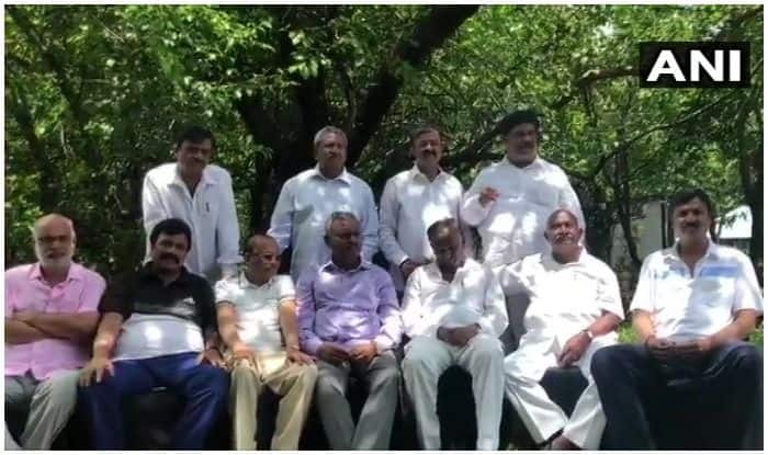Not Here For Money, Just to Teach Lesson to Coalition Govt: Karnataka Rebel MLAs in Mumbai
