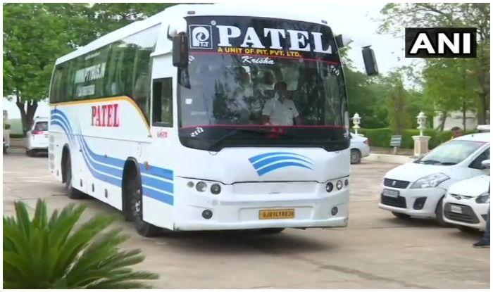 Rajya Sabha Bypolls: Congress MLAs Leave For Gandhinagar as Resort Politics Ends