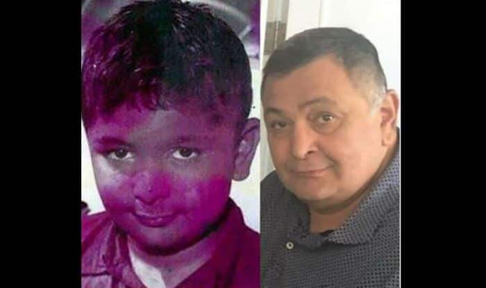 Neetu Kapoor Takes a Hilarious Dig at FaceApp Challenge, Shares Rishi Kapoor's Childhood And Now Pic