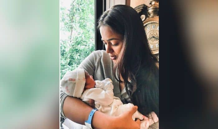Sameera Reddy Talks About The Struggle of Breastfeeding After Having a Baby Through C-Section in New Post