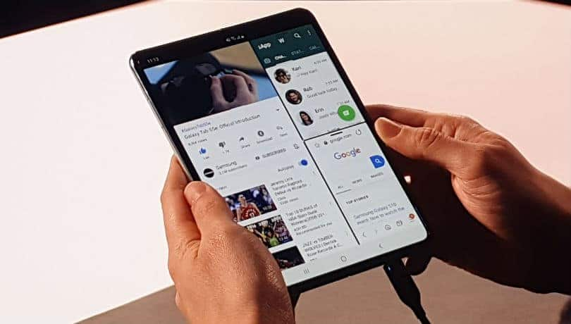 Samsung has reportedly fixed Galaxy Fold's screen failure, launch imminent