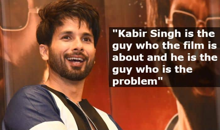 Shahid Kapoor Finally Defends Kabir Singh, Says His Film Was 'Attacked Strongly' But Audience Gave it Back