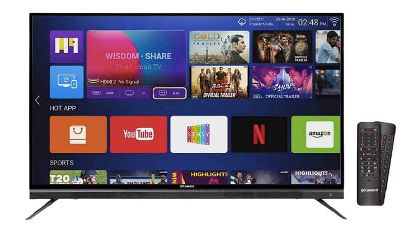 Amazon Prime Day sale: Get up to Rs 3,000 flat discount on Shinco LED TVs