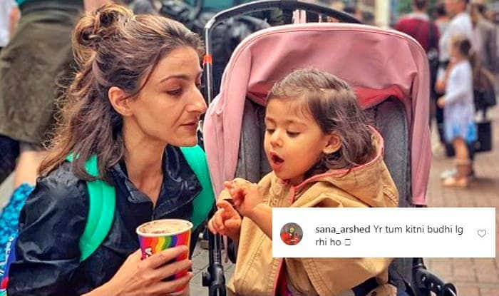 Soha Ali Khan Trolled For Looking 'Too Skinny-Too Old' in Her Latest Picture With Inaaya Naumi Kemmu