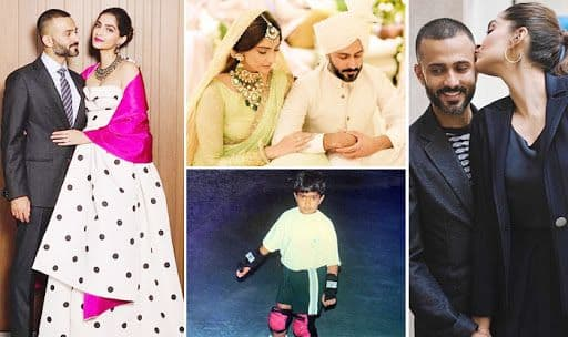 Sonam Kapoor shares viral unseen pictures on hubby Anand Ahuja's birthday