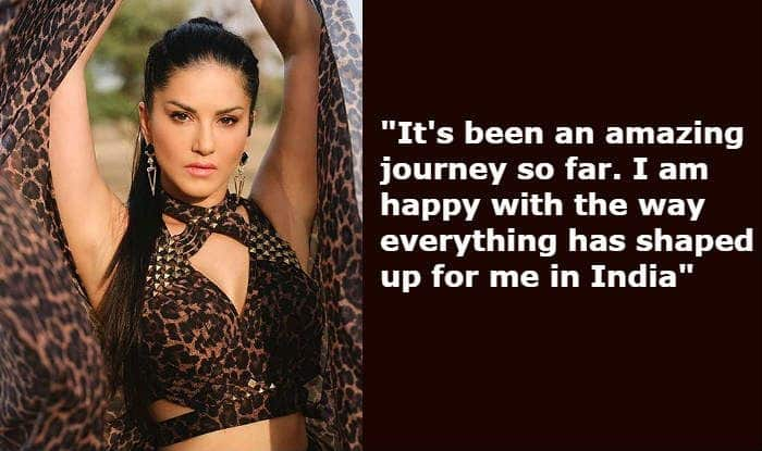 Is Sunny Leone Leaving India Soon? Here's What She Has to Say
