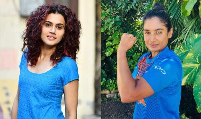 Taapsee Pannu Bags Cricketer Mithali Raj's Biopic, Film Goes on The Floors Next Year