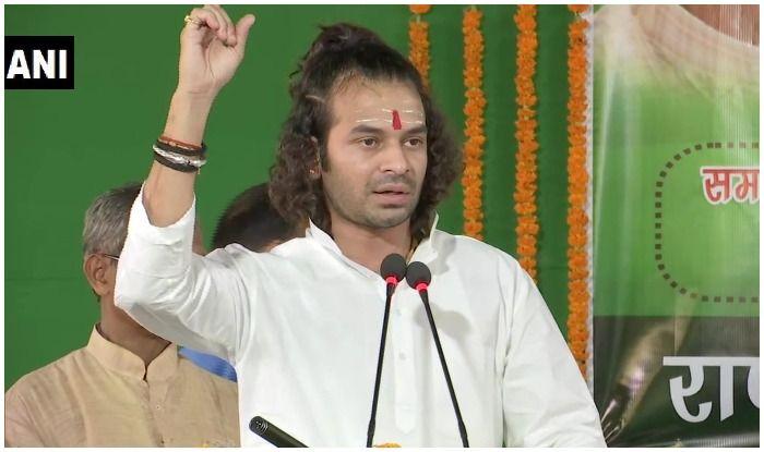 'Sudarshan Chakra Chalega, Dhar ke Cheer Denge, ' Tej Pratap Yadav Denies Rift With Tejashwi