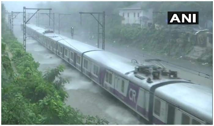 All Three Central, Harbour, Western Lines Disrupted After Heavy Rains in Mumbai
