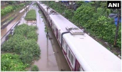 Mumbai Rains: Central Railway Suspends Services From Kalyan to Karjat, Khopoli