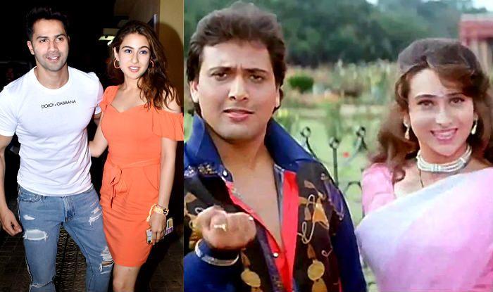 Main Toh Raste Se Ja Raha Tha: David Dhawan Gives Bhelpuri Song to Varun Dhawan-Sara Ali Khan in Coolie No. 1 Remake