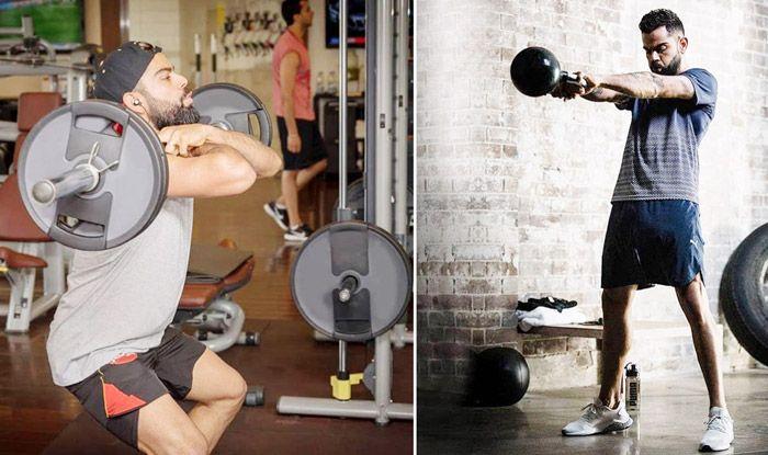 Virat Kohli's Core Workout Will Give You Major Fitness Goals
