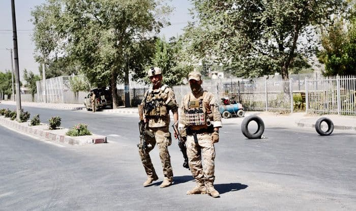 Afghanistan, NATO forces, US-Taliban peace deal, Nicolas Kay, Kabul