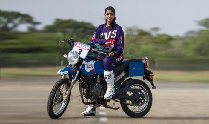 Aishwarya Pissay, Aishwarya Pissay creates history, Aishwarya Pissay wins FIM Bajas World Cup, FIM World Cup, Aishwarya wins Motorsports World Title, Motorsports World Cup, Aishwarya Becomes 1st India to win FIM World Cup, Sports News, Aishwarya Pissay Bengaluru Girl, Aishwarya wins Motorsports Title