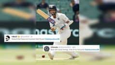 Form is Temporary, Class is Permanent! Rahane Wins Twitter With Brilliant 81 on Comeback | POSTS