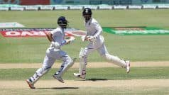 1st Test: Rahane Scores Gutsy Half-Century as India Reach 134/4 at Tea vs Windies
