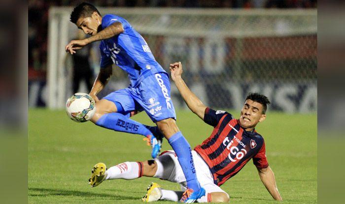 Chile, Pablo Hernandez, Knee injury, Football, Independiente