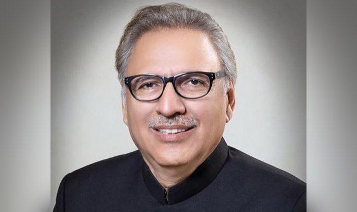 Pakistan, China, Arif Alvi, Imran Khan, Xu Qiliang