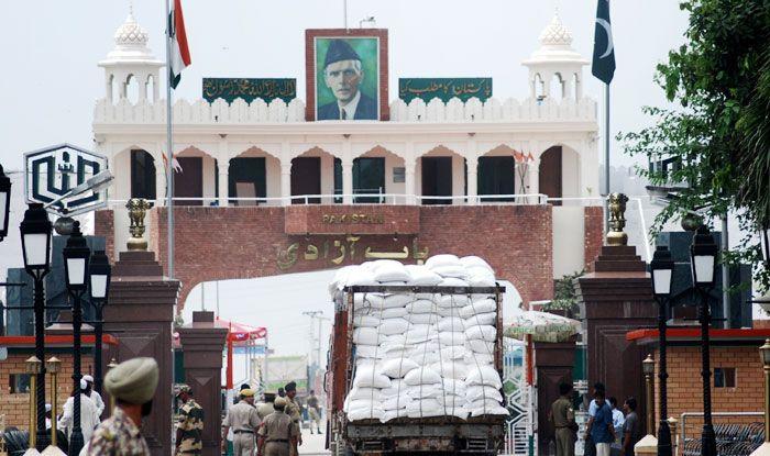 Pakistan, Afghanistan, Wagah Border, Indian goods, Transit trade