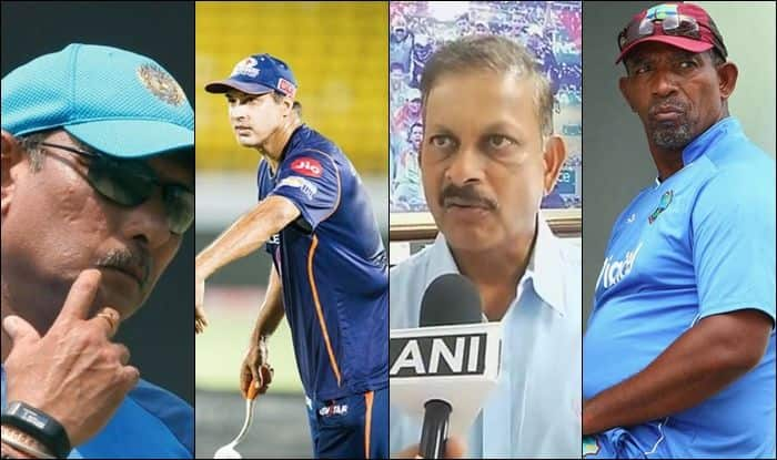 BCCI Shortlists Six Candidates For Head Coach Interview, BCCI to select head coach on August 16, Ravi Shastri, Tom Moody, Team India head coach, Indian Cricket Team, Men In Blue, Robin Singh, Phil Simmons, Lalchand Rajput, Mike Hesson, Virat Kohli