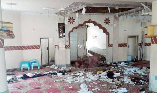 Balochistan: 5 Killed, Over 15 Injured in Blast Outside Mosque in Quetta