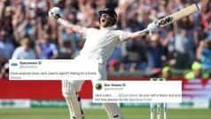 Who is Jack Leach's agent? Stokes' Cheeky Response to Specsavers is Winning The Internet | POSTS