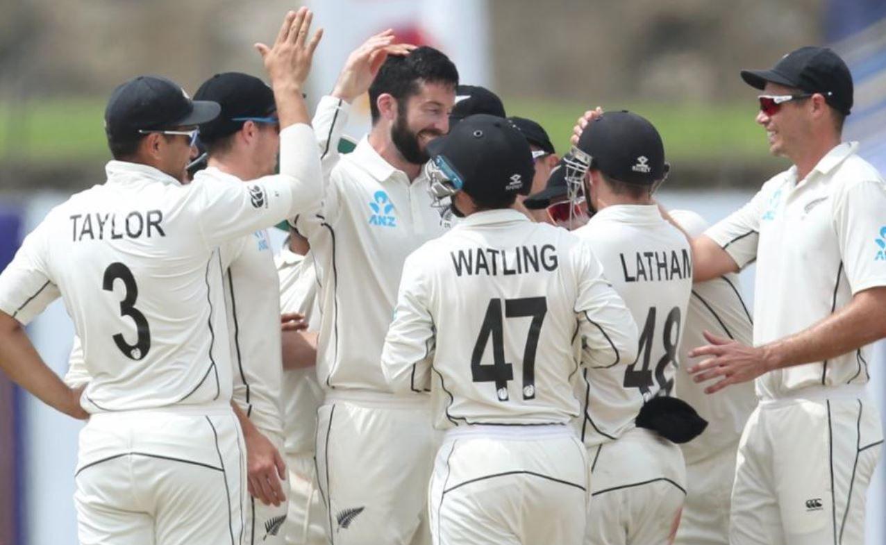 Sri Lanka vs New Zealand, New Zealand's tour of Sri Lanka 2019, SL vs NZ, Sri Lanka vs New Zealand test series 2019, New Zealand win the second test against Sri Lanka, Tim Southee, Trent Boult, Kane Williamson, BJ Watling, Tom Latham, Dimuth Karunaratne