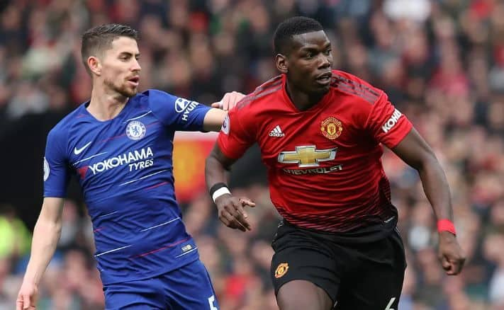 Manchester United vs Chelsea English Premier League 2019-20: Live Football Streaming, Preview, Teams, Time in IST And Where to Watch on TV, Manchester United vs Chelsea Premier League 2019-20 head to head, Manchester United vs Chelsea Premier League 2019-20 where to watch, MUN vs CHE how to watch, MUN vs CHE City live streaming, Manchester United vs Chelsea City starting XIs, English Premier League, Manchester United, Chelsea, Manchester United vs Chelsea, Manchester United vs Chelsea Live Streaming in India, English Premier League Live Streaming in India, English Premier League 2019 Live Streaming in India, English Premier League TV Broadcast details in India, Manchester United vs Chelsea TV broadcast details in India, English Premier League 2019 telecast in India, English Premier League 2019 channels, Manchester United vs Chelsea screenings Mumbai, Manchester United vs Chelsea India channels, Manchester United vs Chelsea India telecast Manchester United English Premier League 2019, Chelsea English Premier League 2019, Where to watch English Premier League in India, where to watch Manchester United vs Chelsea in India, Manchester United vs Chelsea where to watch online in India, Manchester United starting 11, Chelsea starting 11, English Premier League 2019-20