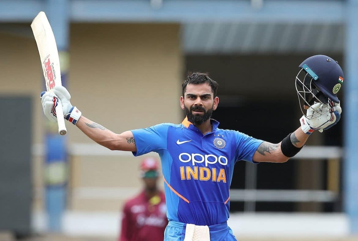 Virat Kohli, Virat Kohli fitness, Virat Kohli interview, Virat Kohli interview In Depth with Graham Bensinger, Virat Kohli interview with Graham Bensinger, Kohli wanted to see fear and respect for him in opposition's eye
