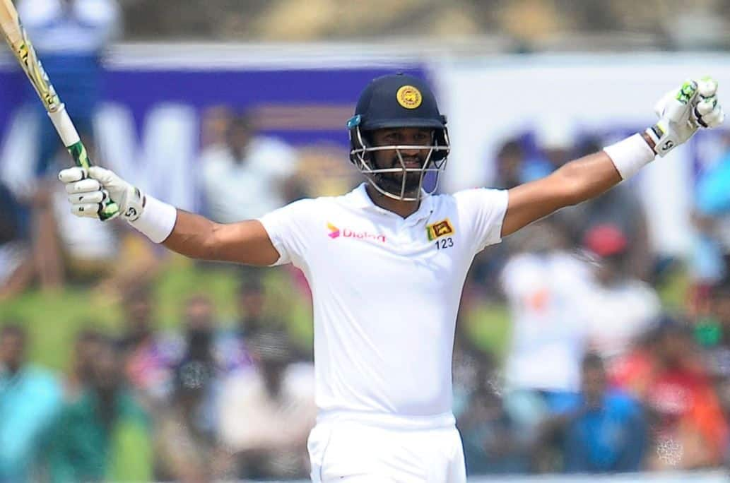 Sri Lanka vs New Zealand test series, Sri Lanka vs New Zealand, Sri Lanka captain Dimuth Karunaratne, SK vs NZ test series, Sri Lanka vs New Zealand test match, Karunaratne century against New Zealand in 1st test, Sri Lanka vs New Zealand 1st test