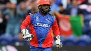 Afghanistan Cricket Board Suspend Mohammad Shahzad From All Forms of Cricket For One Year