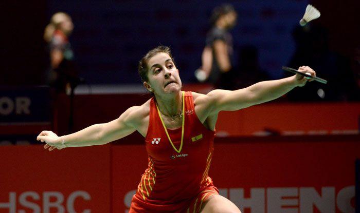 Carolina Marin, BWF World Championships, Indonesia Masters, Knee injury, Badminton