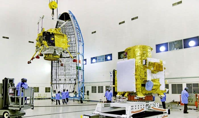 Indian Space Research Organisation, ISRO, Chandrayaan2, India's Moon mission, Lunar orbit