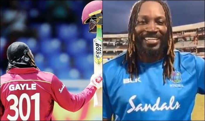 Chris Gayle, Chris Gayle denies retirement rumours, Chris Gayle rubbishes retirement rumours, Gaylestorm, India vs West Indies, WI vs Ind, Indian Cricket Team, World Boss, Universe Boss, Team India, Virat Kohli, Indian captain Virat Kohli, Cricket News, Chris Gayle sixes, Chris Gayle bids farewell, Chris Gayle last innings, Chris Gayle records, Team India gives warm send off to Chris Gayle