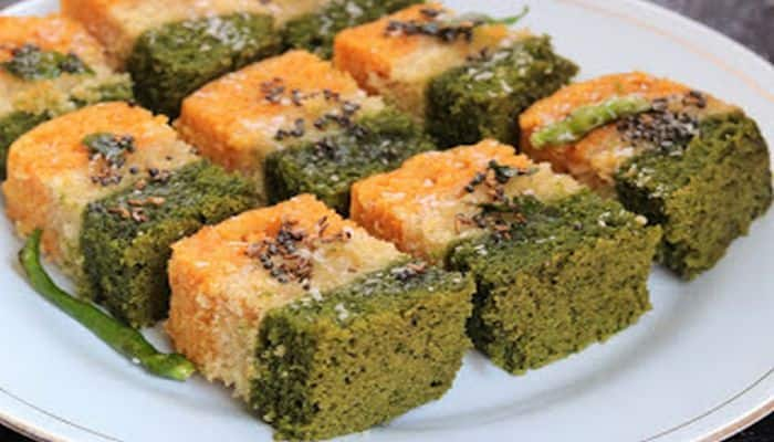 Healthy Breakfast: Quick Dhokla Recipe