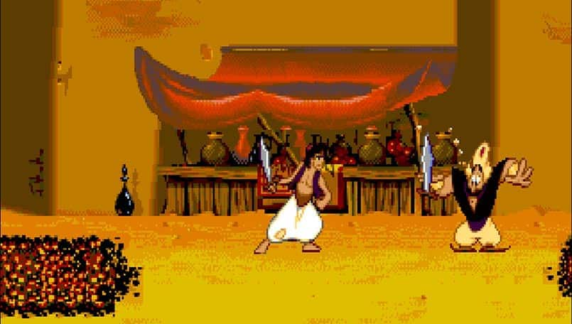 Disney may be remastering its classic Aladdin and Lion King games